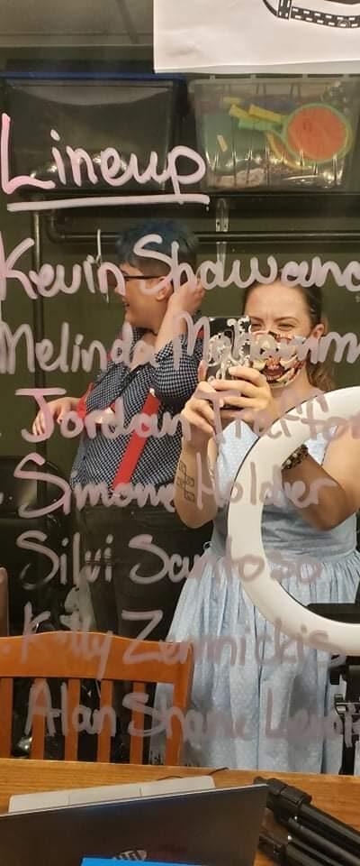 Showcase Final: The Breakout Room, Comedy Bar, Toronto (September 8, 2021)