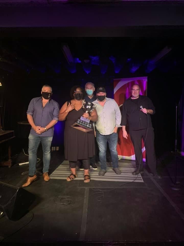 Finals: 2021 Mike MacDonald Summer Comedy Competition - Yuk Yuk's Ottawa (September 9, 2021)