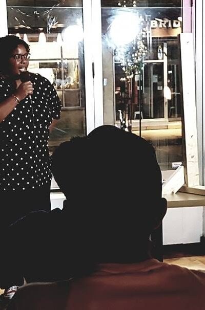 Comedy at Eddy's Diner - October 2020